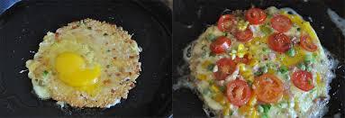 Làm pizza từ cơm nguôi: Không có lò nướng vẫn làm pizza từ cơm nguội