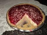 basic cream cheese pie  mom s cheesecake