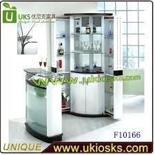 white home bar furniture. White Corner Bar Cabinet Home Counter Design Small Pure Wine Furniture