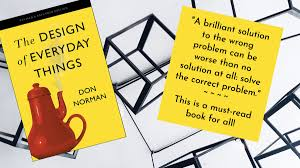 Don Norman Design Of Everyday Things The Design Of Everyday Things By Donald Norman Amateur