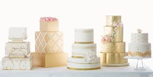 all that glitters gold wedding cakes minnesota bride