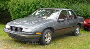of WNY - 1991 Chevy Corsica