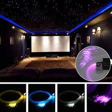 Led Star Ceiling Lights 150pcs 0 75mm X 2m Rgb Fiber Optic Lights Diy Led Strips