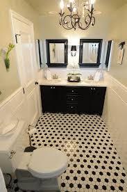 Black And White Bathroom Designs Interesting Inspiration Ideas