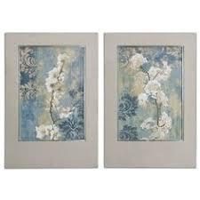 silver framed wall art sets