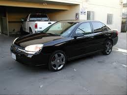 Car Picker - black chevrolet Malibu