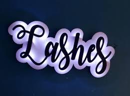 Custom Word Lights Family Name Lighted Name Signs Wedding Decor Word Sign
