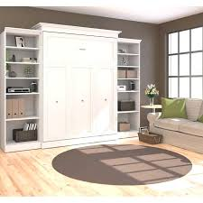 bestar wall bed queen wall bed in white with two storage units bestar wall bed assembly bestar wall bed