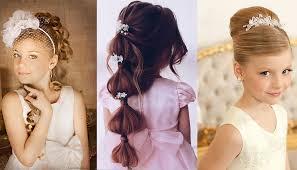 Красивая прическа на средние волосы на праздник в детском саду. Pricheski Na Vypusknoj V Sadik 2020 Luchshie Varianty Vovme