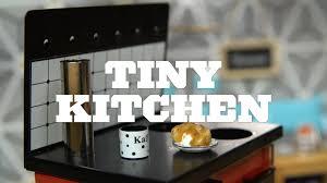 Tiny Kitchen Tastemade Tiny Kitchen Big Dreams