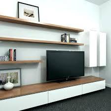 tv wall shelf ikea wall mounted shelves wall shelf wall mount shelves white brown lacquered wooden tv wall shelf ikea
