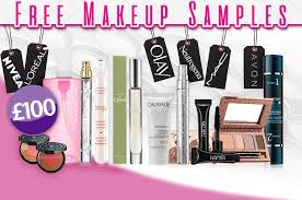 free makeup sles worth 100