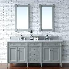 traditional double sink bathroom vanities. 72 Inch Gray Bathroom Vanity Traditional Double Sink In Urban Vanities