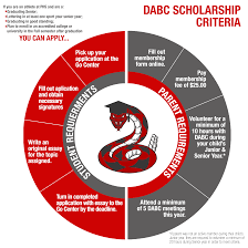 scholarships diamondback athletic booster club