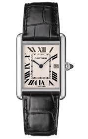 cartier discontinued watches at gemnation com cartier tank men s watch model w1540956