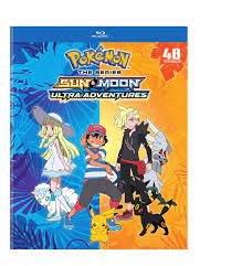 Pokémon Sun & Moon Ultra Adventures (BD) [Blu-ray]- Buy Online in Isle of  Man at isleofman.desertcart.com. ProductId : 158453794.
