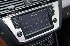 <b>Накладка</b> на экран <b>навигации</b> стальная OEM-Tuning   Volkswagen ...