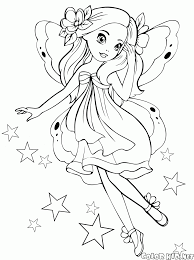 Small Picture The free coloring pages For girls will introduce children to the