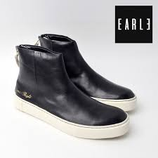 earle are back zip sneaker boots back zip cowhide leather boots higher frequency elimination sneakers