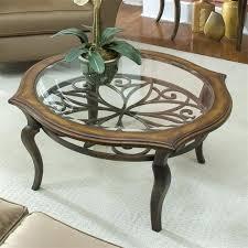 round glass coffee table metal base creative of round glass coffee table metal base with modern