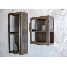 small kisari wall hanging storage cabinet with glass door nu pertaining to dimensions 1198 x 1198