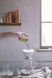 cardamom + rose iced latte