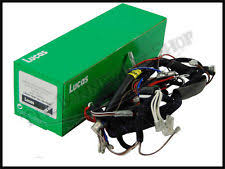 motorcycle wires electrical cabling for norton genuine lucas norton cloth wiring harness 66 68 atlas etc pn 06 8060 5439967