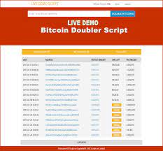 The new bitcoin doubler premium is our accounted, light, fast and one page bitcoin doubler and it works with coinpayments api. Bitcoin Doubler Cheaphyipscript