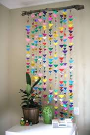 Wall Decoration Paper Design