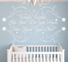 >twinkle little star wall art sticker personalised smarty walls twinkle little star wall art sticker personalised twinkle little star wall art sticker personalised