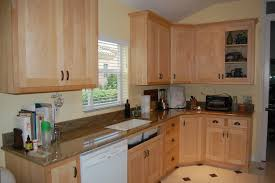 Superior Natural Maple Kitchen Cabinets Images
