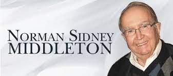 Norman MIDDLETON   Obituary   Calgary Herald