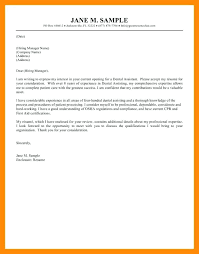 Dental Assisting Cover Letter Dental Hygiene Resumes Dental ...