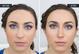 makeup for round face to look slim with makeup tips tricks