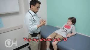 Image result for pediatrician gif