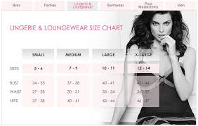 La Vie En Rose Size Chart Footed Pajamas La Vie En Rose