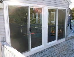 glass sliding door repair sliding glass patio doors installation ma sliding glass door replacement