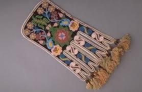 via brenda stembridge | Native beadwork, Native american beadwork ...