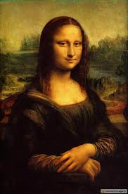the mona lisa painting by leonardo da vinci