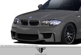 BMW 3 Series bmw 128i body kit : 08-13 BMW 128i 2DR AF-1 Aero Function Front Body Kit Bumper!!! | eBay
