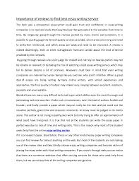 custom research proposal writers service for college best nd presidential debate essay