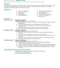 Day Care Resume Daycare Owner Resume Sample Child Care Caregiver Provider No