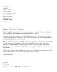 Janitor Cover Letter Sample Custodian Resume For Ideas Final See