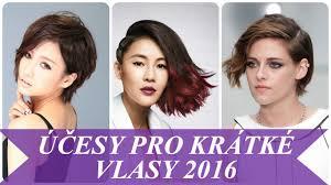 účesy Pro Krátké Vlasy 2016 Portál Pro ženy