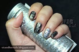 Vic and Her Nails: Born Pretty Store - 3D Nail Art Sticker