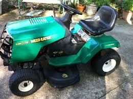 weed eater lawn tractor. weedeater riding lawn mower for sale - louisiana sportsman classifieds, la weed eater tractor