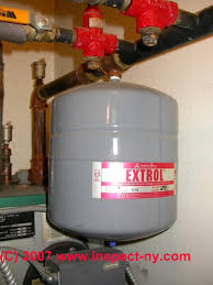 Extrol Expansion Tank Sizing Chart Heating Boiler Expansion Tank Size Charts Calculators