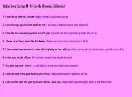 Italian Love Quotes Gorgeous Italian Love Quotes Gorgeous Italianlovequotes48 Motivational And