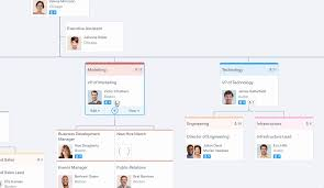 Dotted Line In Organizational Chart Add Dotted Line Relationships Pingboard Help Center