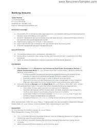 Bank Teller Job Description For Resume Extraordinary Resume For A Bank Job Mmventuresco